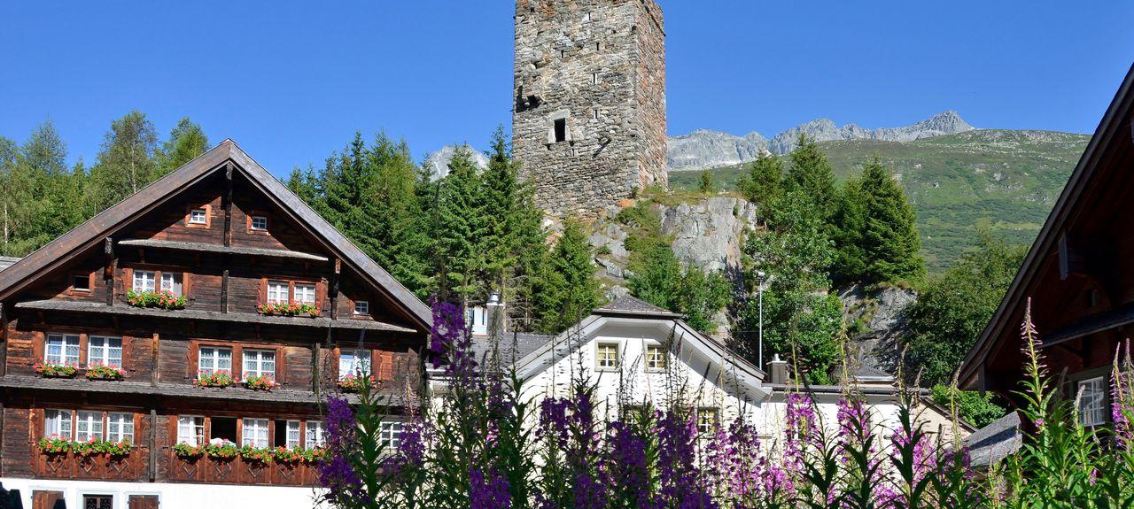 Andermatt, Canton of Uri, Suisse