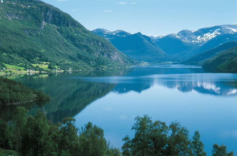 Skei i Jølster, Norway