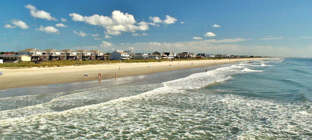 Holden Beach, NC, USA