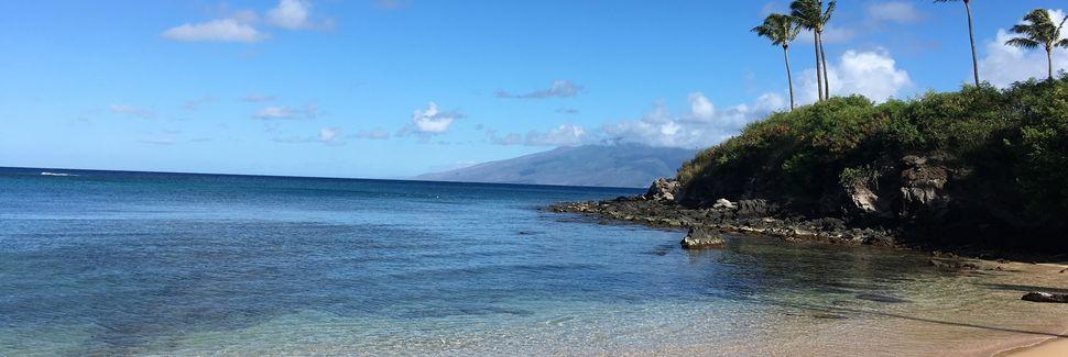 Napili Bay, Napili, Hawaï, États-Unis d'Amérique