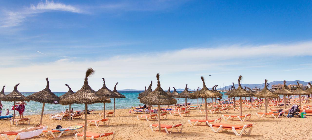 Playa de Palma, De Balearen, Spanje