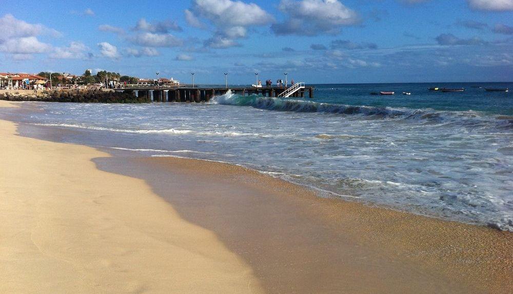 Strand Santa Maria, Santa Maria, Sal, Kap Verde