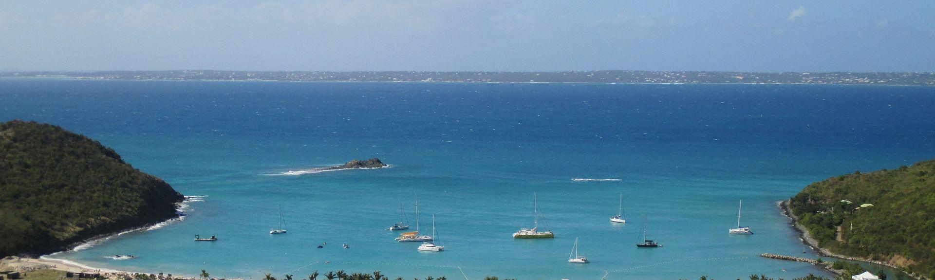 Long Beach - St. Maarten, San Martín