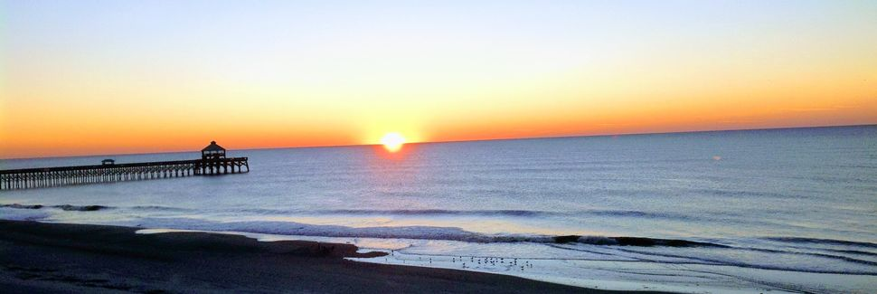 Charleston Oceanfront Villas (Folly Beach, Karolina Południowa, Stany Zjednoczone)