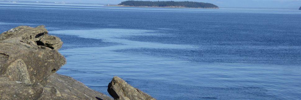 Montague Harbour Marine Provincial Park, Galiano, British Columbia, Canada