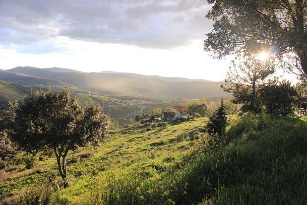 Cañamero, Extremadura, Spanien