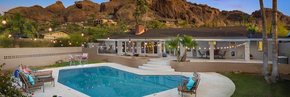 Marina de Tempe Town Lake, Tempe, Arizona, Estados Unidos