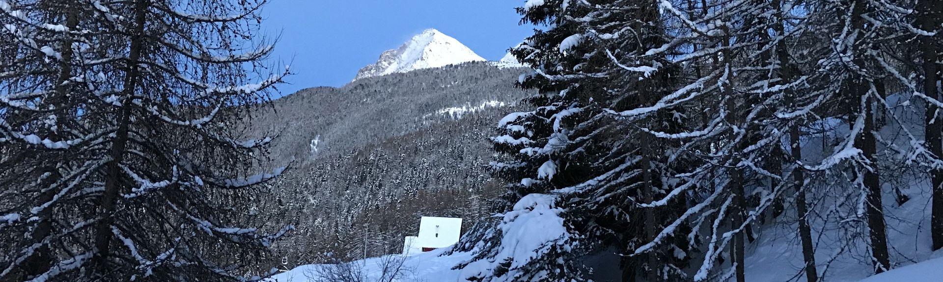 Étroubles, Aostatal, Italien