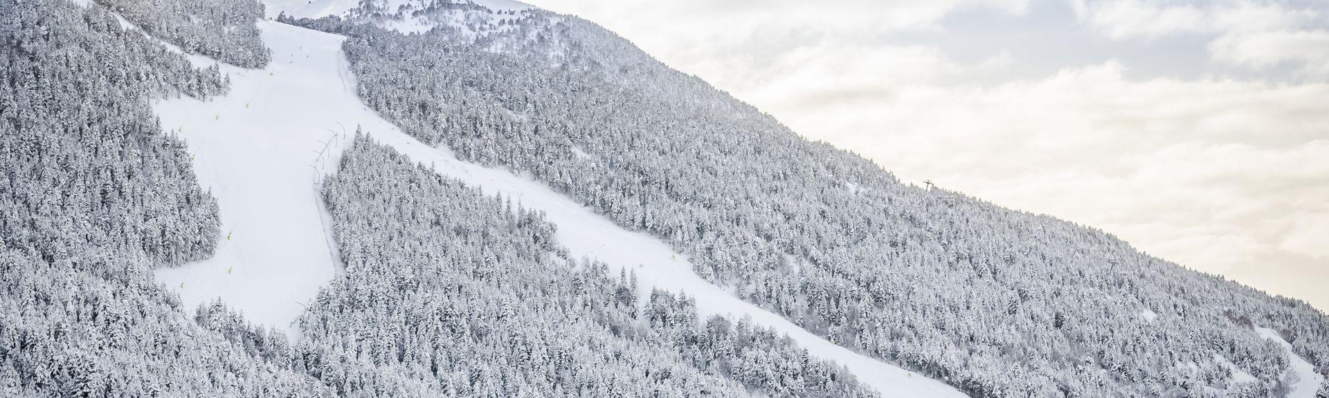 Pal-Arinsal Ski Resort, La Massana, Andorra