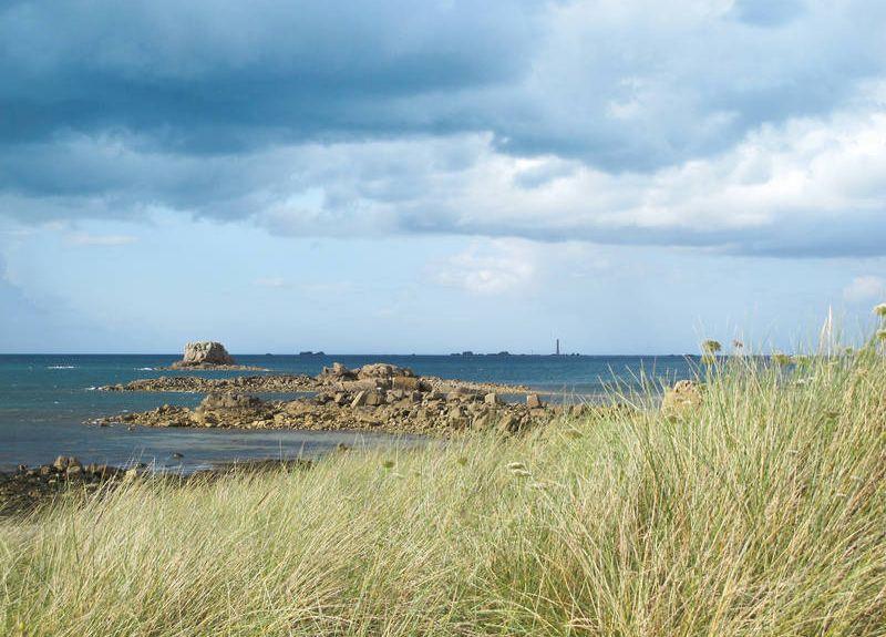 Tregastel Beach, Trégastel, Brittany, France