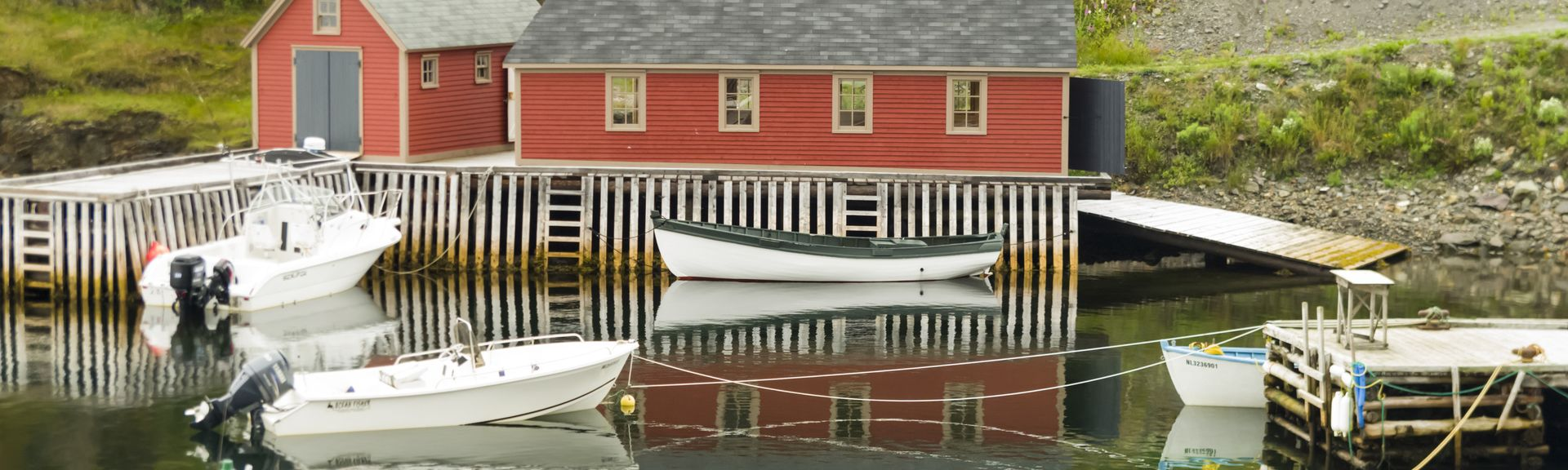 Trinity Bay, Division No. 1, Subd. F, NL, Canada