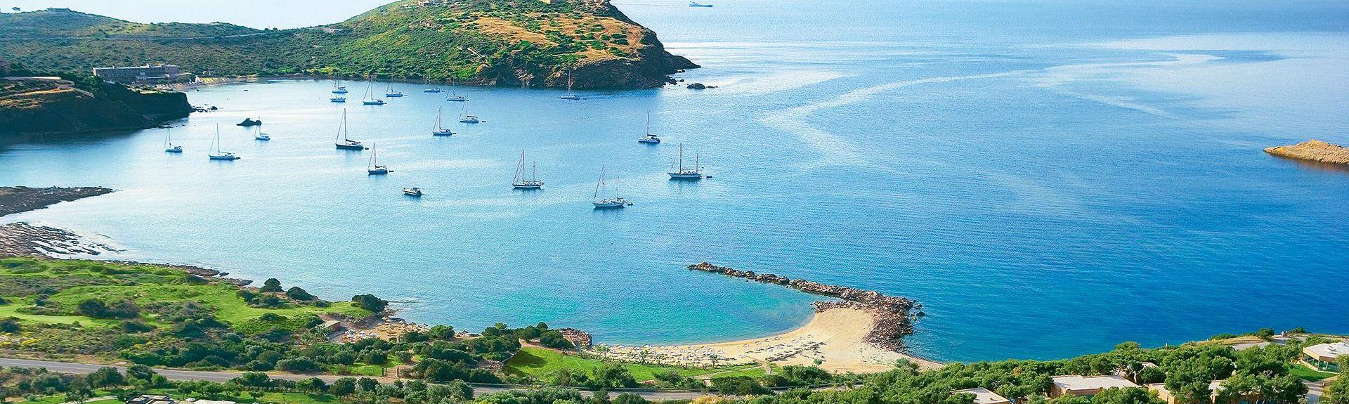 Anavyssos, Saronikos, Attika, Griechenland
