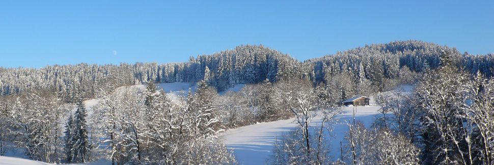 Landkreis Oberallgäu, Bayern, Tyskland