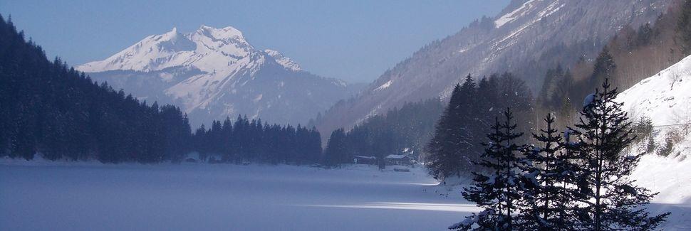 Morgins, Troistorrents, Valais, Schweiz