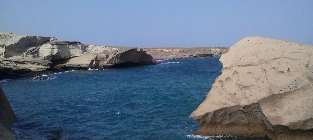 Plage de Las Vistas, Playa de la Américas, Îles Canaries, Espagne