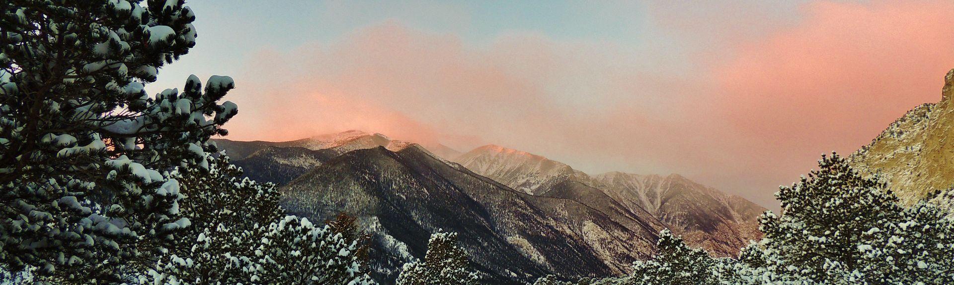 Bosque nacional de San Isabel, Colorado, Estados Unidos