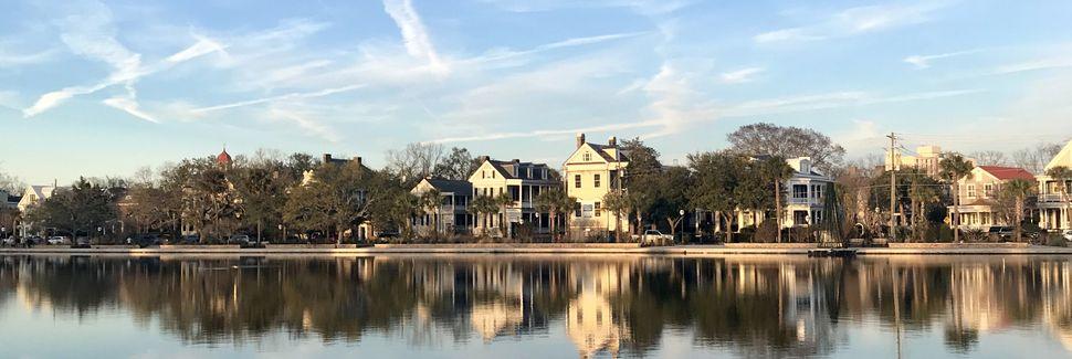 Harleston Village, Charleston, Etelä-Carolina, Yhdysvallat