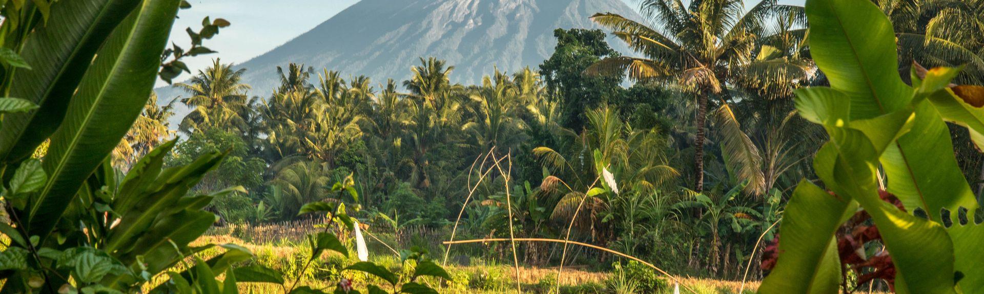 Candi Dasa, Bali, Indonesia