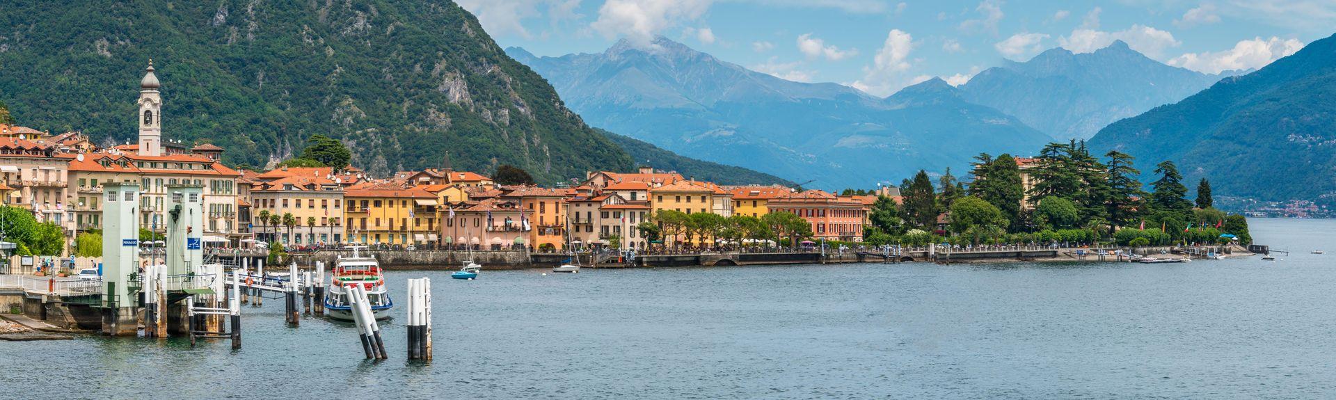 Menaggio, Lombardiet, Italien