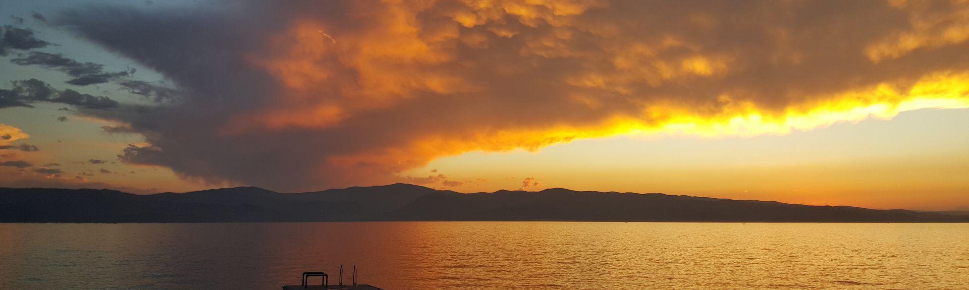 Swan Lake, MT, USA
