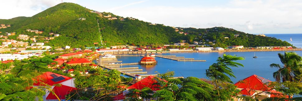 Estate Charlotte Amalie, St. Thomas, Isole Vergini Americane