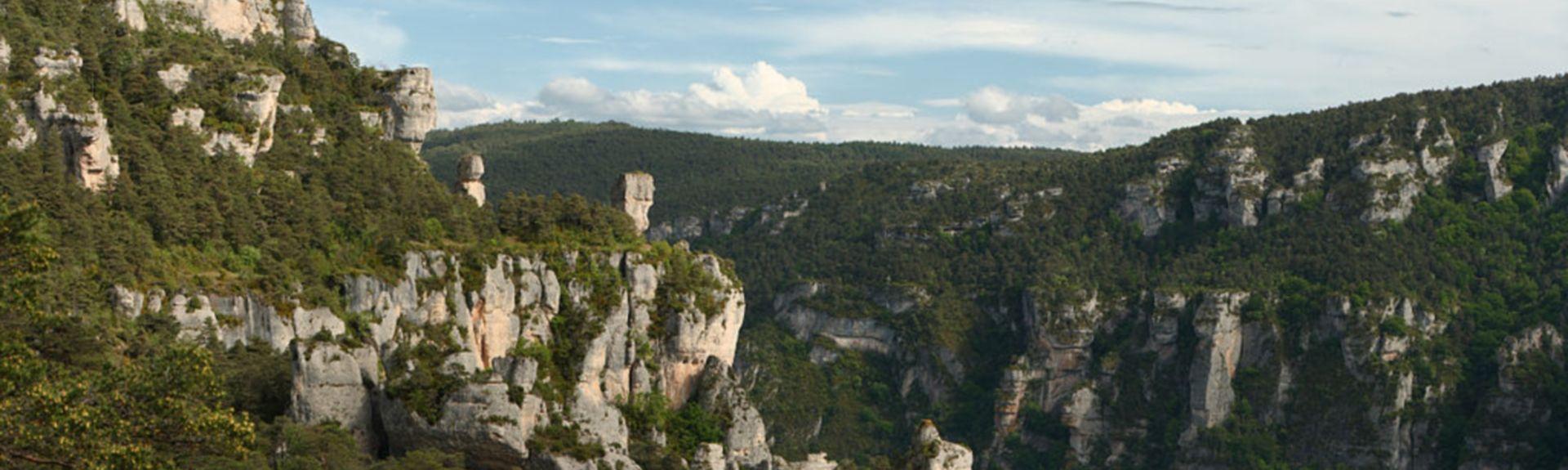 Viala-du-Tarn, France