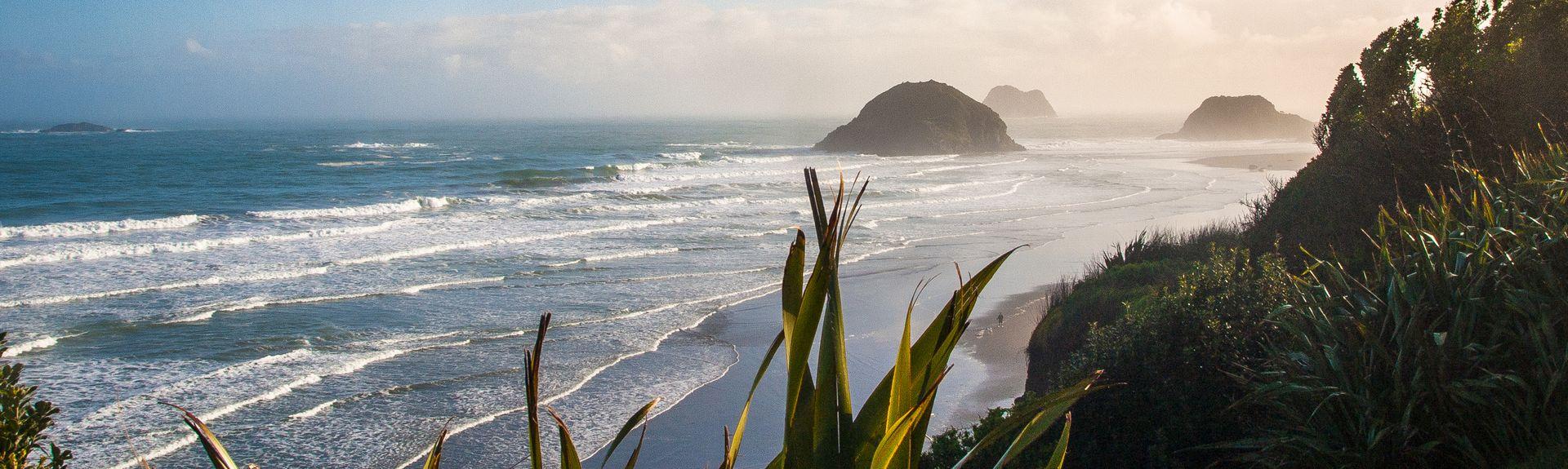 New Plymouth, Taranaki, Nuova Zelanda