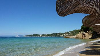 Panormos Beach, Skopelos Town, Greece