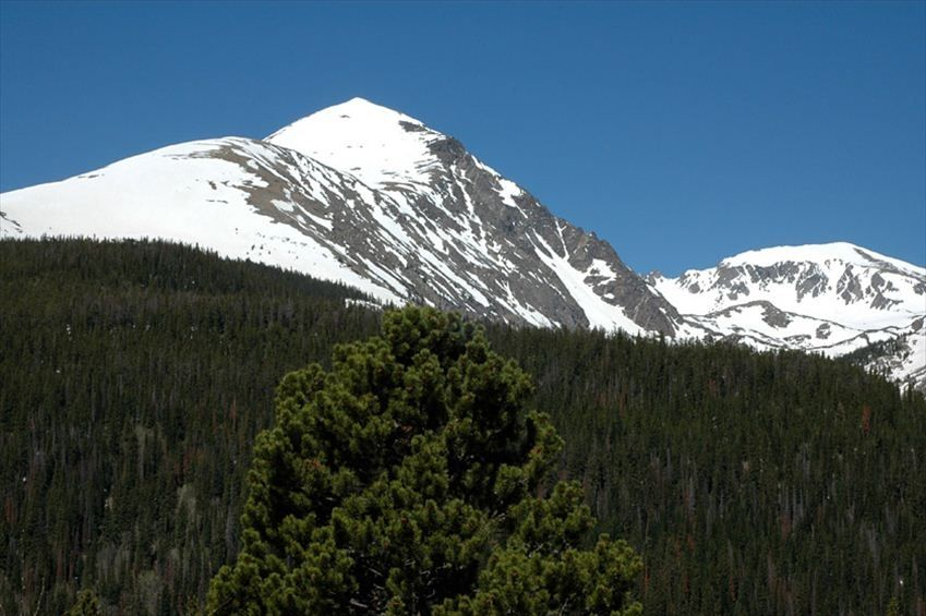 Ski Cooper, Leadville, CO, USA
