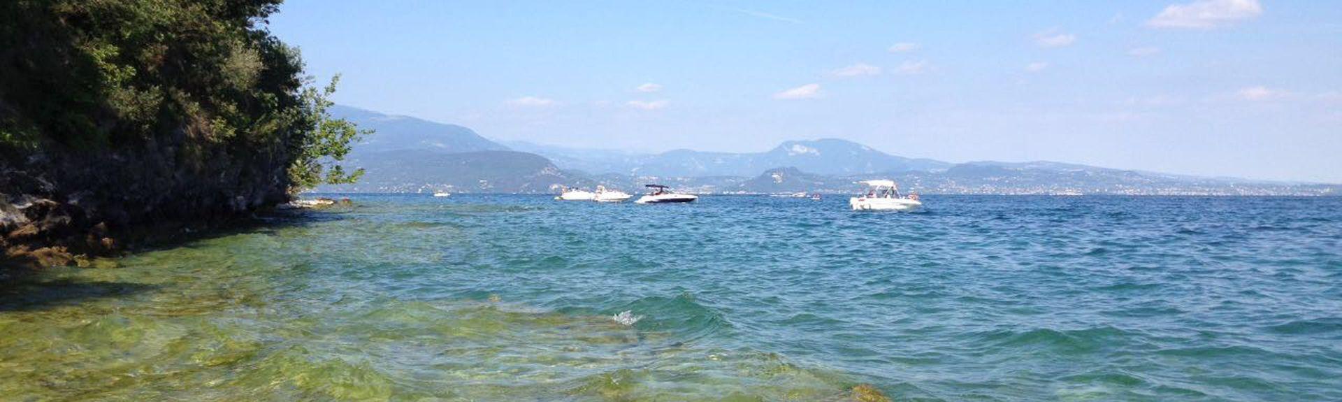 Soiano del Lago, Lombardie, Italie