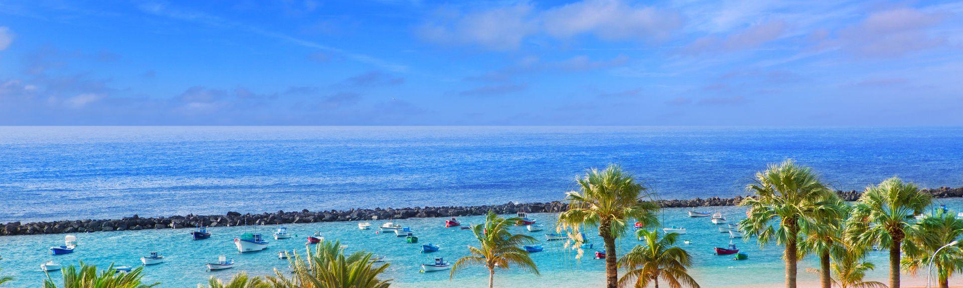 Teneriffa, Kanarieöarna, Spanien