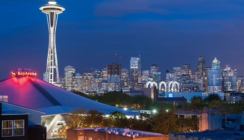 Queen Anne, Seattle, WA, USA