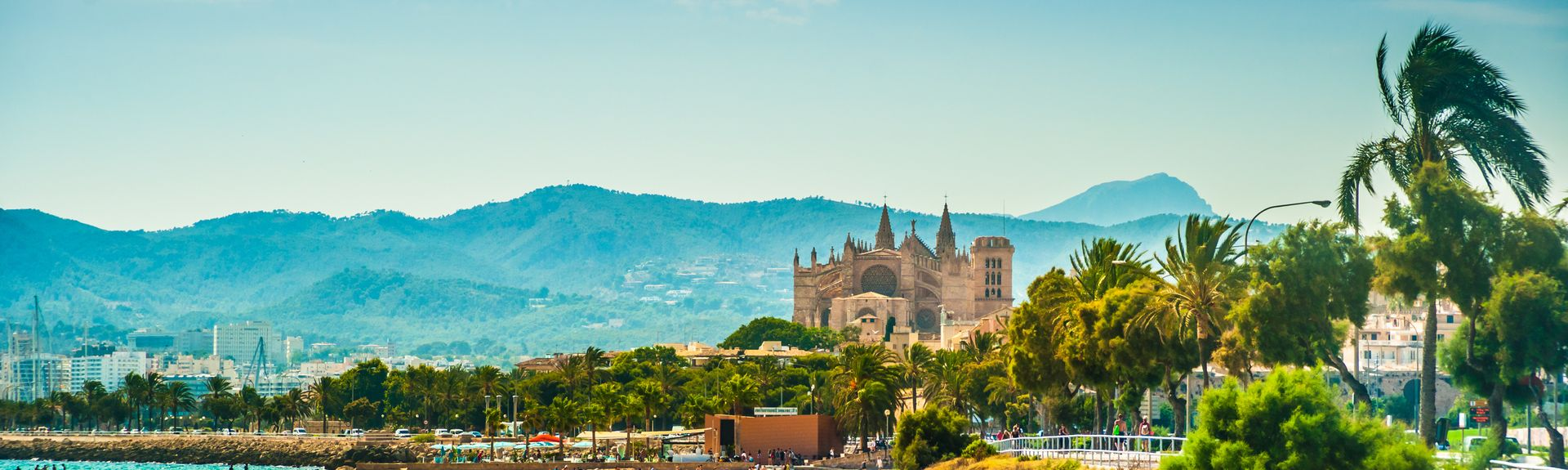 Palma de Mallorca, Balearic Islands, Spain