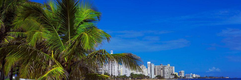 Ocean Park, San Juan, Puerto Rico