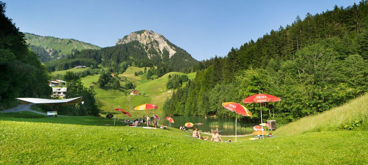 Damüls, Austria