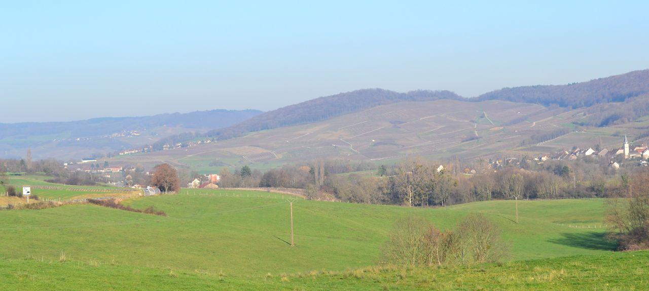 Macornay, Bourgogne-Franche-Comté, France