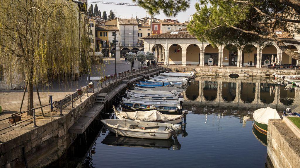 Desenzano del Garda, Lombardia, Italia