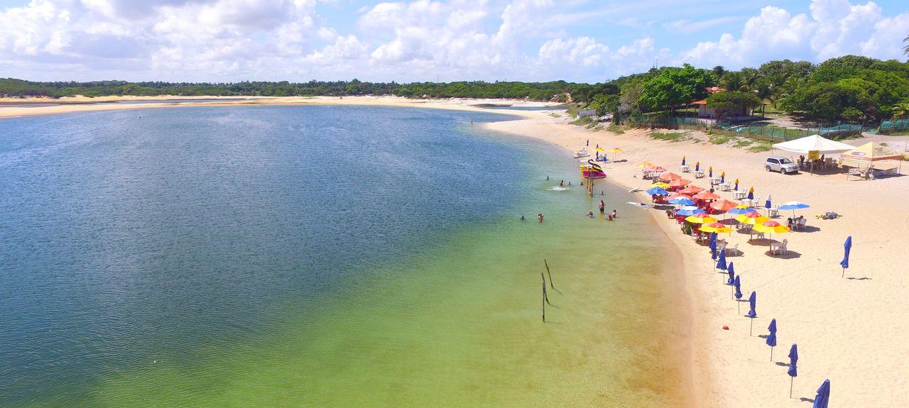 Praia de Cotovelo, Rio Grande do Norte, Brazil