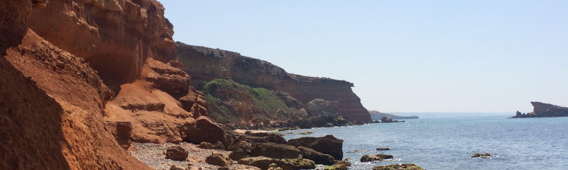 Saidia Beach, Saidia, Morocco