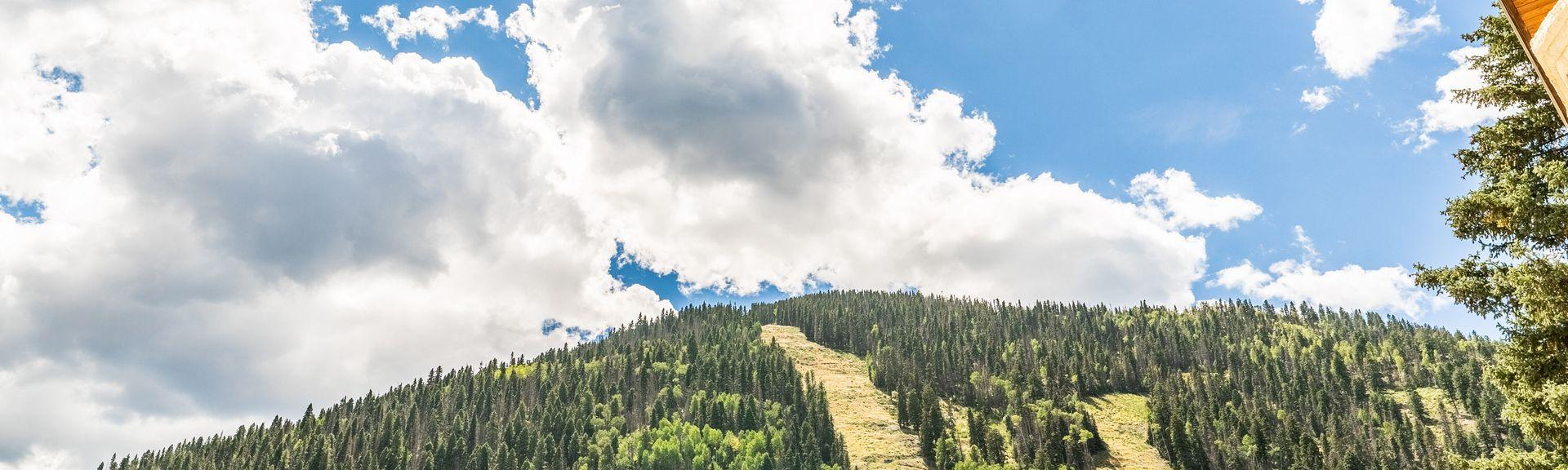 Kit Carson Park, Taos, NM, USA