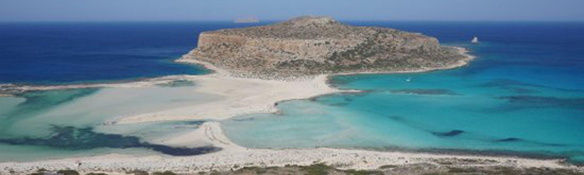 Balos Beach, Kissamos, Greece