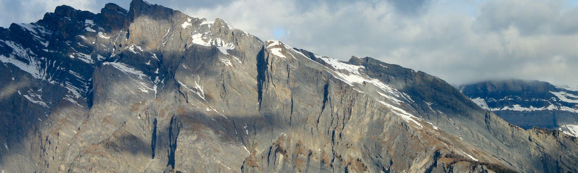 La Tzoumaz, Riddes, Valais, Suíça