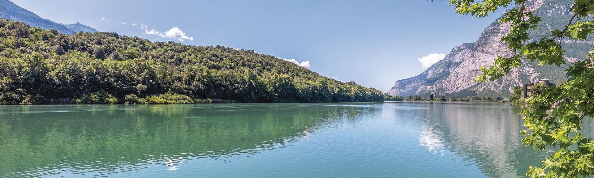 Lasino, Madruzzo, Trentin-Haut-Adige, Italie