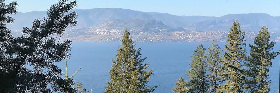 Upper Mission, Kelowna, British Columbia, Canadá