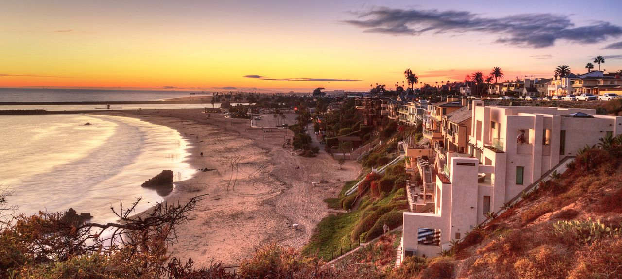 Corona Del Mar, Newport Beach, CA, USA