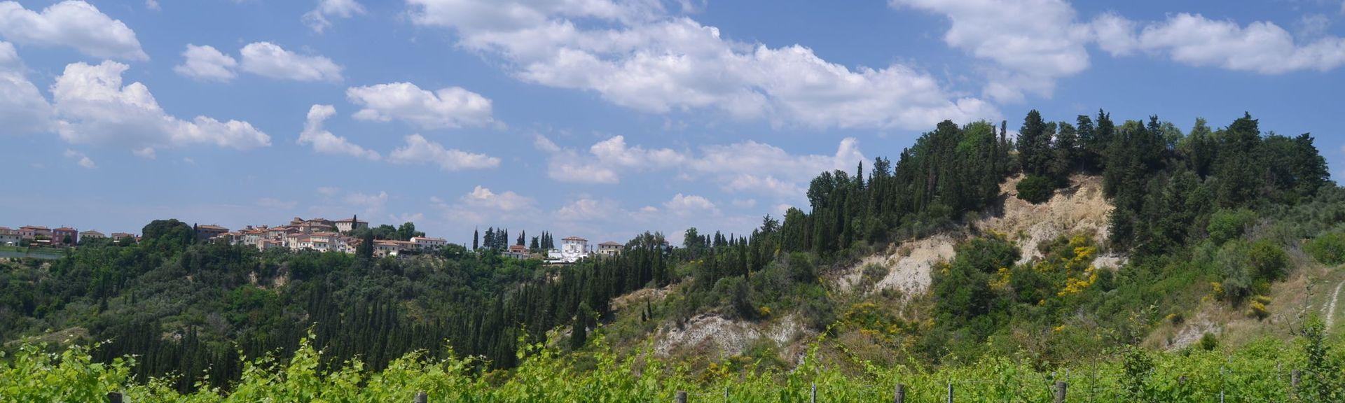 Casciana Terme Lari, Toscana, Italia