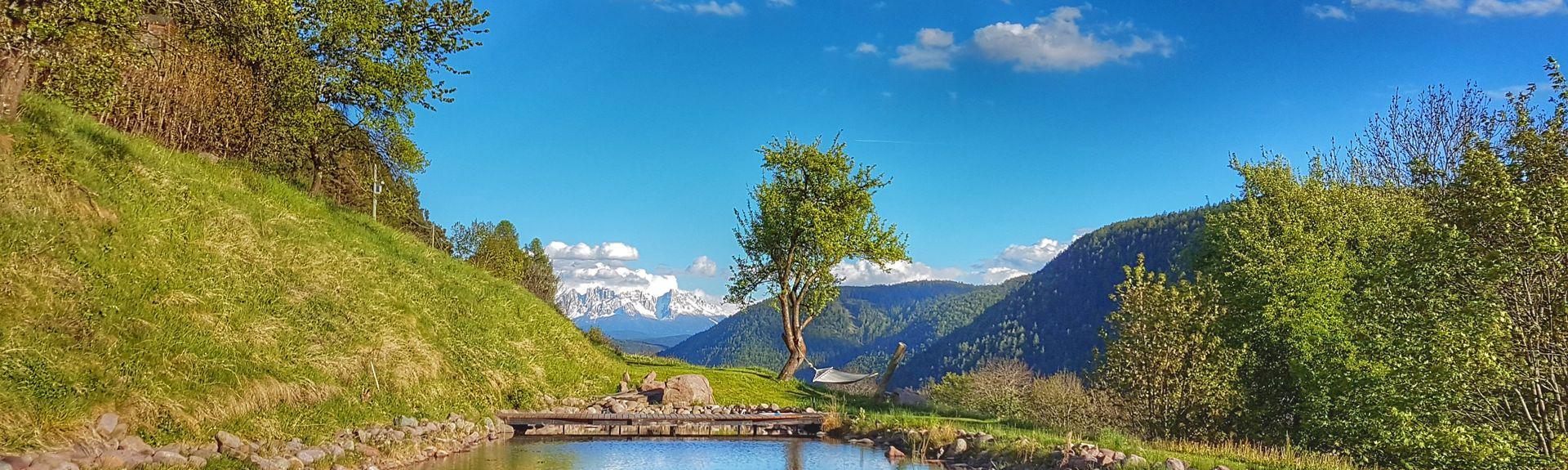 NATURNO NATURNS (Station), Naturno, Trentino-Alto Adige, Italy