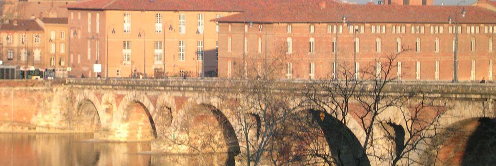 Quartier Croix-Daurade, Toulouse, Occitânia, França