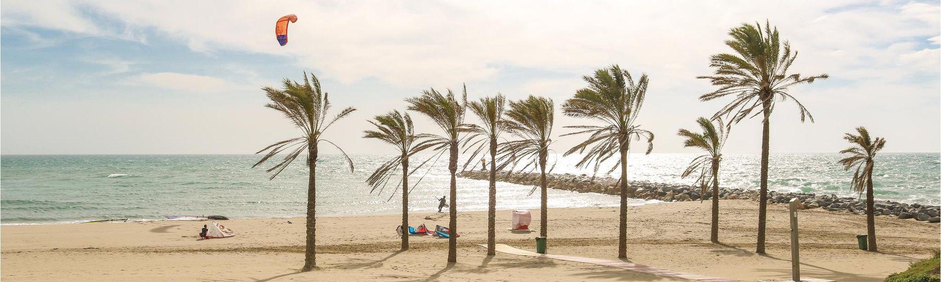 Urbanización Pinos Verdes, Marbella, Andalusien, Spanien