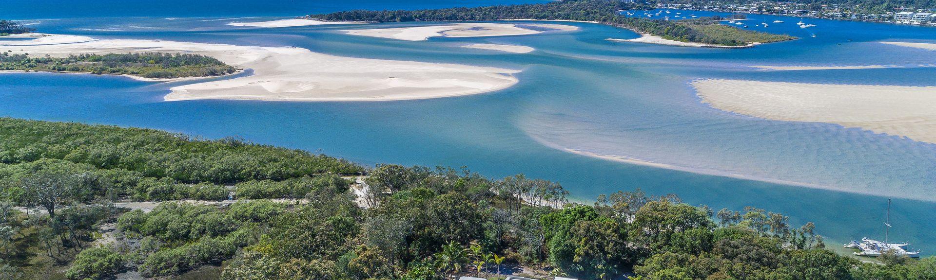 Jardins botaniques de Noosa, Lake Macdonald, Queensland, Australie
